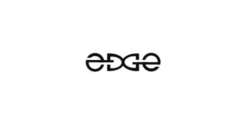 edge m 20 Incredible logos From logo Faves