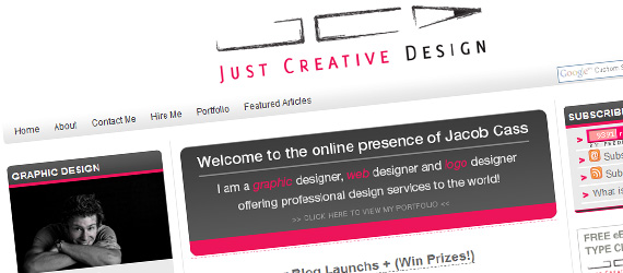 just creative design 20 Must Subscribe Graphic Design Blogs