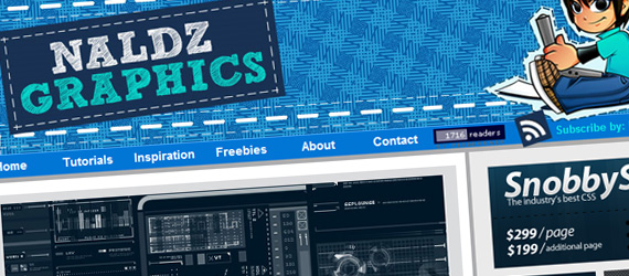naldz graphics 20 Must Subscribe Graphic Design Blogs