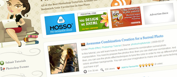 photoshoplady 20 Must Subscribe Graphic Design Blogs