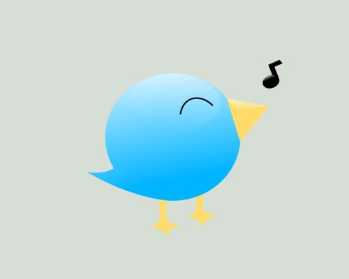 a little bird told me Over 75+ Beautiful Twitter Design Icons