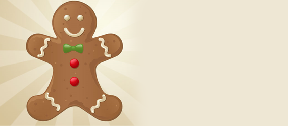 ginger bread illustrar 30 Cool Creative Cartoon Character Tutorials