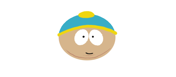south park 30 Cool Creative Cartoon Character Tutorials