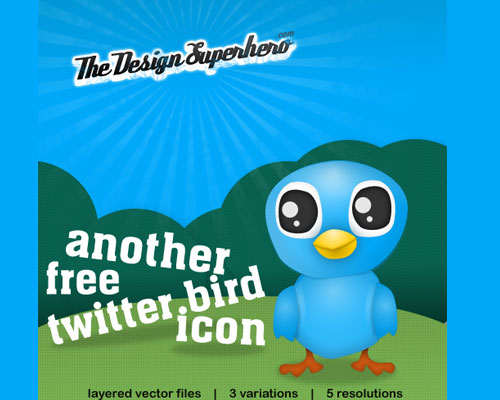 tweet icon set Over 75+ Beautiful Twitter Design Icons