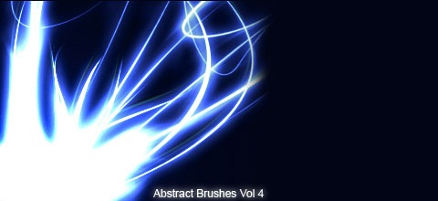 abstract4 45+ Beautiful Light Abstract Photoshop Brush Sets