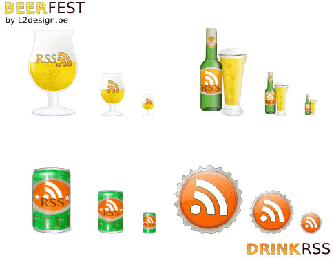 beer fest  Ultimate RSS Feed Icon Collection Over 1500+