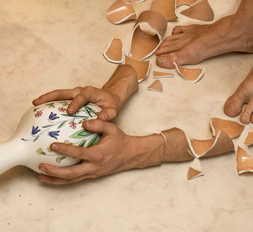 cracks 22 Amazing Real Life Photo Manipulations