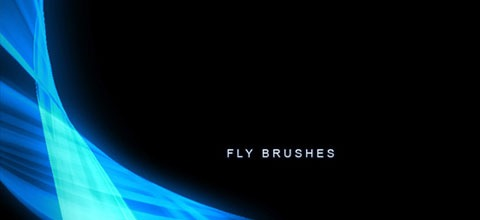 flybrushes 45+ Beautiful Light Abstract Photoshop Brush Sets