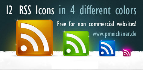 rss icons by curtivearticide  Ultimate RSS Feed Icon Collection Over 1500+