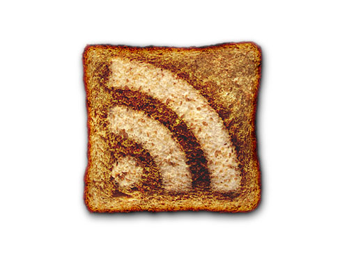 toast  Ultimate RSS Feed Icon Collection Over 1500+