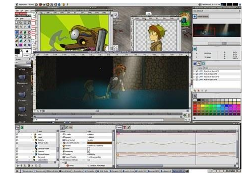 Free 2d animation software for beginners Free 2d software