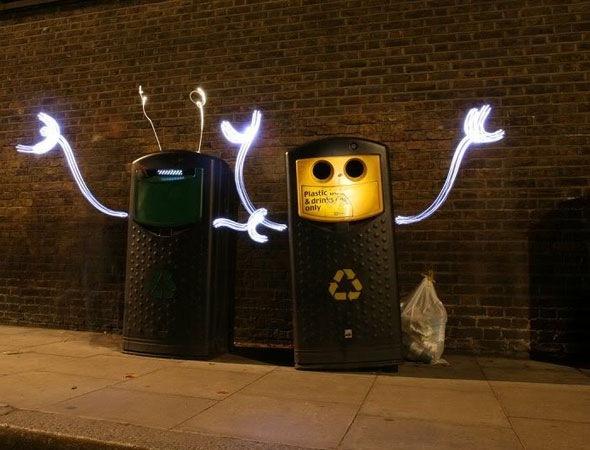 light-bins