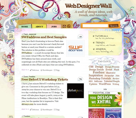 hand_drawn_webdesignwall