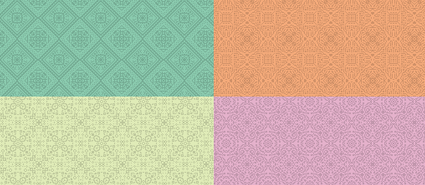 image thumb24 45 Sets of Seamless Vector Patterns