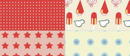 image thumb26 45 Sets of Seamless Vector Patterns