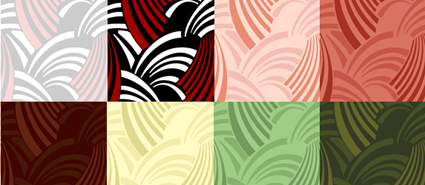image126 45 Sets of Seamless Vector Patterns