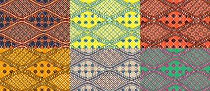 image134 45 Sets of Seamless Vector Patterns
