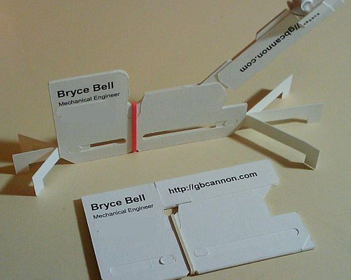 image210 40 Most Creative Business Cards You Will Ever See