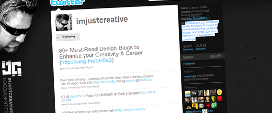 image7 40 Must Follow Design Blogs On Twitter