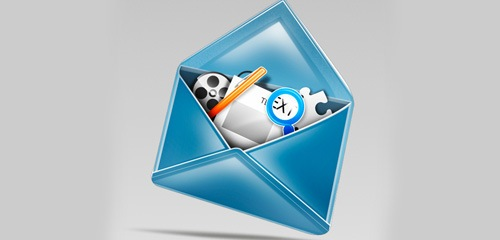 emailicontutorial 60 Tutorials Creating High Quality Design Icons