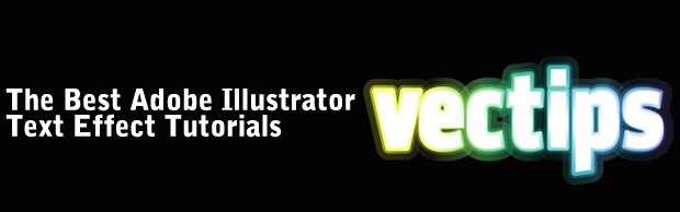 illustratortexteffects The Best Adobe Illustrator Text Effect Tutorials