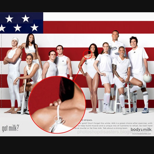 americateam 30 Horrific Commercial Photoshop Disasters