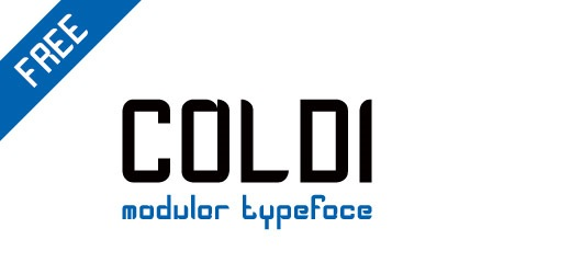 coldi 30 Free Fonts Which Are Perfect For Professional Logo Designs