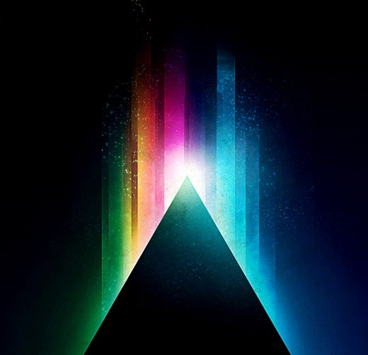 masterpyramid 25 Beautiful Retro Futurism Designs