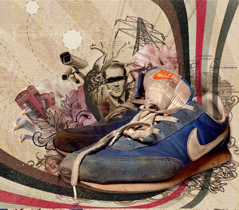 nike Interview With Chris Spooner from Blog Spoon Graphics