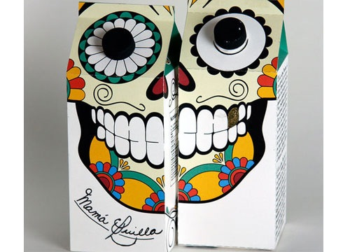 milkcarton 30 Clever And Creative Package Designs