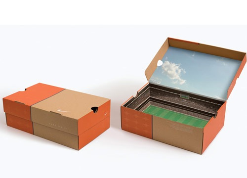 nike 30 Clever And Creative Package Designs