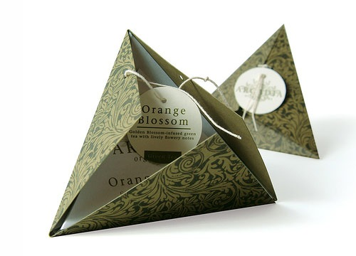 organictea 30 Clever And Creative Package Designs