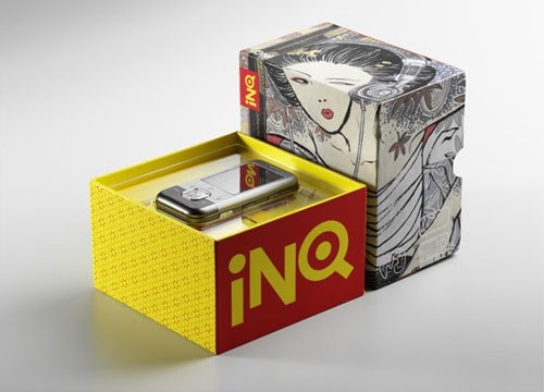 phone 30 Clever And Creative Package Designs