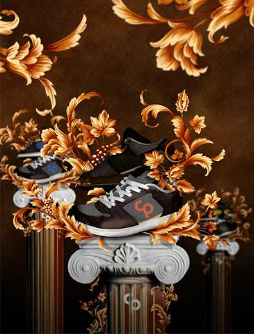 shoe 50 Photoshop Tutorials For Creating Poster Designs