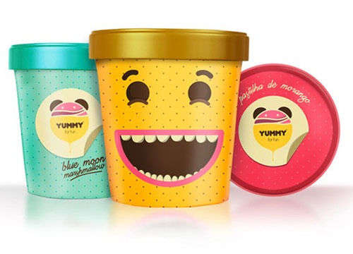 yummy 30 Clever And Creative Package Designs