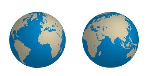 3d-globes