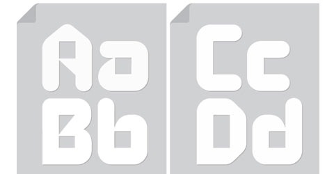ab 50 Best Free Fonts From 2009