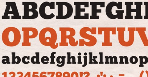 acde 50 Best Free Fonts From 2009