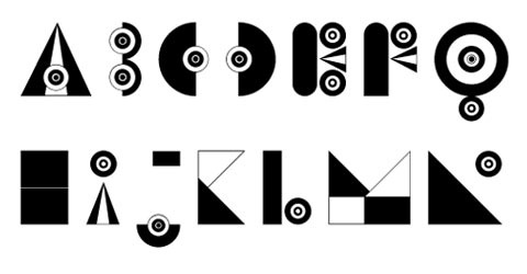 badabum 50 Best Free Fonts From 2009