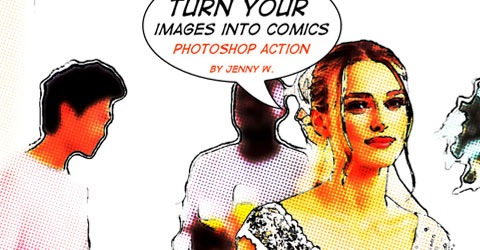 comicphotshopactions 70 Of The Best Photoshop Actions For Enhancing Photos