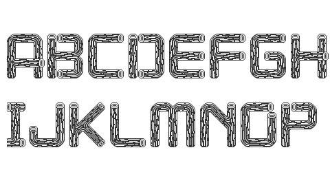 tree-font