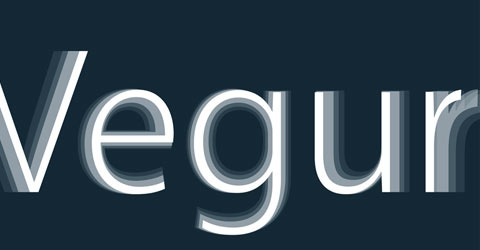 vegur 50 Best Free Fonts From 2009