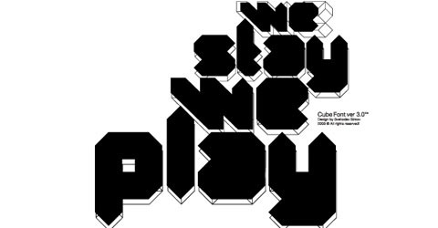 westayweplay 50 Best Free Fonts From 2009