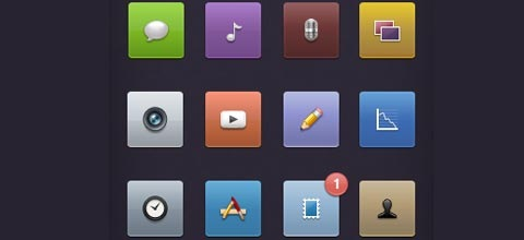 auth 60 Best Icon Sets From 2009