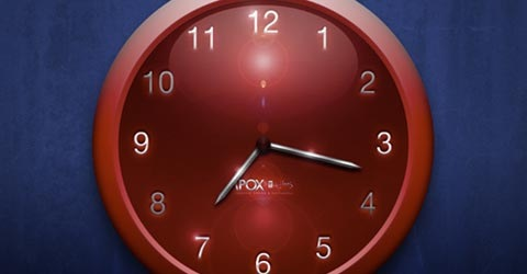 clock 100 Best Photoshop Tutorials From 2009