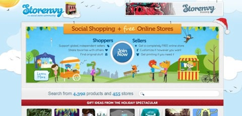 ecommerce Best Of The Web December For Web/Graphic Design