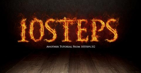 firetexteffects 100 Best Photoshop Tutorials From 2009