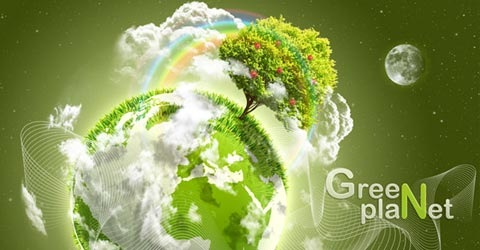 greenplanet 100 Best Photoshop Tutorials From 2009