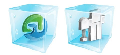 icecubeicons 60 Best Icon Sets From 2009