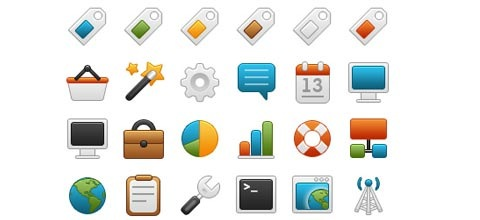 iconjoy 60 Best Icon Sets From 2009